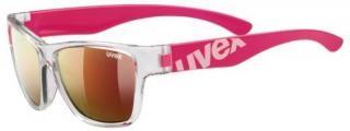 UVEX Sportstyle 508 Clear Pink pánské