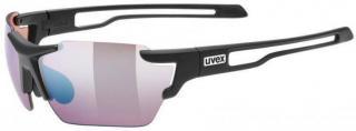 UVEX Sportstyle 803 CV Black Mat Outdoor pánské