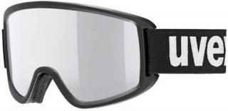 UVEX Topic FM Black/Mirror Silver 20/21 dámské S