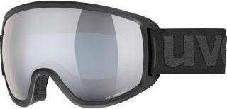 UVEX Topic FM Spheric Black Mat/Mirror Silver 20/21 dámské M