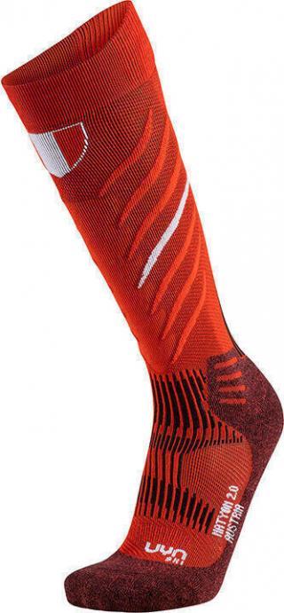 UYN Natyon 2.0 Socks Austria 35/38 Red 35-38