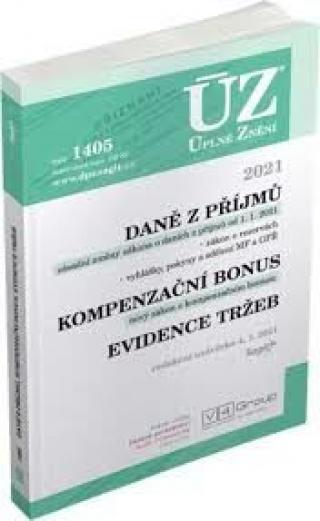 ÚZ 1405 Daně z příjmů, Evidence tržeb