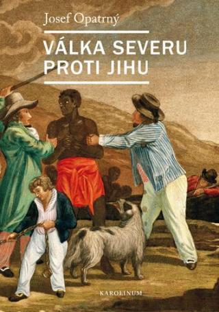 Válka Severu proti Jihu - Opatrný Josef