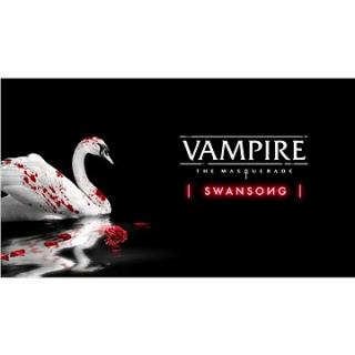 Vampire: The Masquerade Swansong - PS4