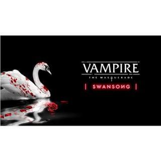 Vampire: The Masquerade Swansong