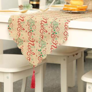 Vánoční dekorativní ubrus Varianta: 1