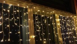 Vánoční venkovní světla Barva: teplá bílá
