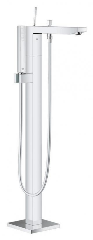 Vanová baterie Grohe EUROCUBE JOY bez podomítkového tělesa chrom 23667001 chrom chrom