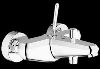 Vanová baterie Grohe Eurodisc Joy bez sprchového setu 150 mm chrom 23431000 chrom chrom