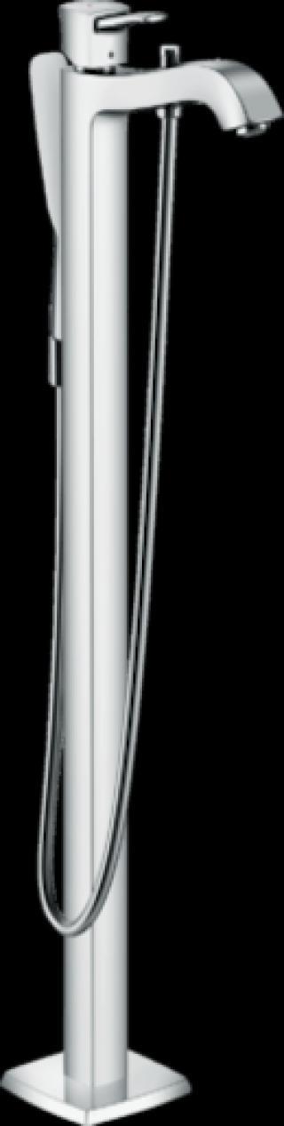 Vanová baterie Hansgrohe Metropol Classic bez podomítkového tělesa chrom 31445000 chrom chrom