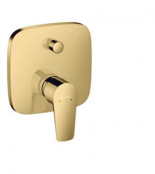 Vanová baterie Hansgrohe Talis E bez podomítkového tělesa leštěný vzhled zlata 71474990 ostatní leštěný vzhled zlata
