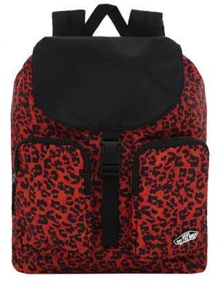 VANS Dámský batoh Geomancer II Backpack Wild Leopard VN0A47XEUY11