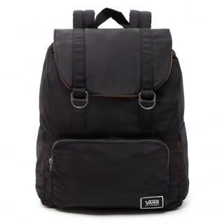 VANS Městský batoh WM Geomancer Backpack Matte Black 15 l černá