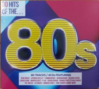 Various Artists 80 Hits Of The 80