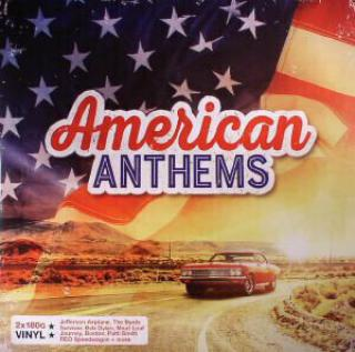 Various Artists American Anthems  Black