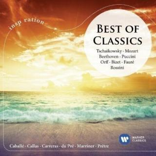 Various Artists Best Of Classics (CD)
