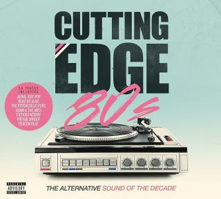 Various Artists Cutting Edge 80S  Black