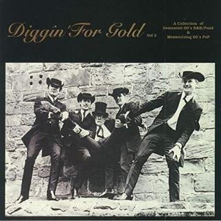 Various Artists Diggin' For Gold Volume 2  Black