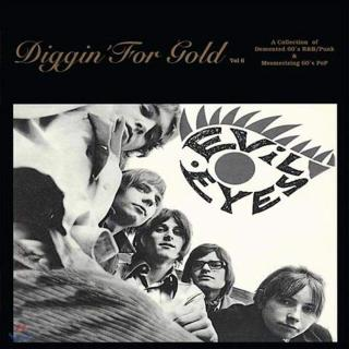 Various Artists Diggin' For Gold Volume 6  Black