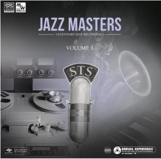 Various Artists Jazz Masters Vol. 1  Black