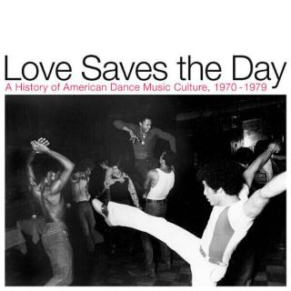 Various Artists Love Saves the Day  Black