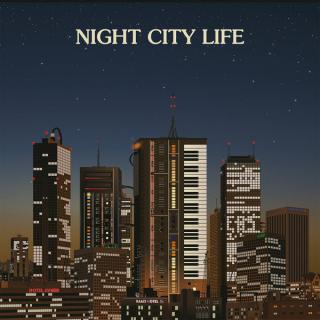 Various Artists Night City Life  Black