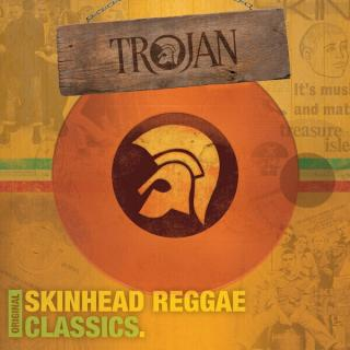 Various Artists Original Skinhead Reggae Classics  Black