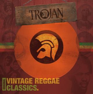 Various Artists Original Vintage Reggae Classics  Black
