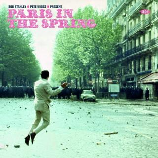 Various Artists Paris In The Spring  Black