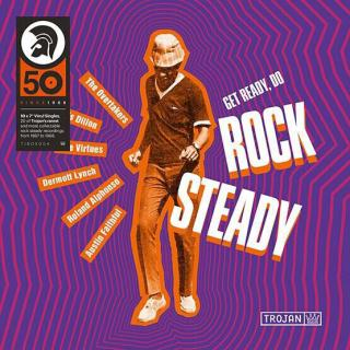 Various Artists RSD - Get Ready, Do Rock Steady  Black