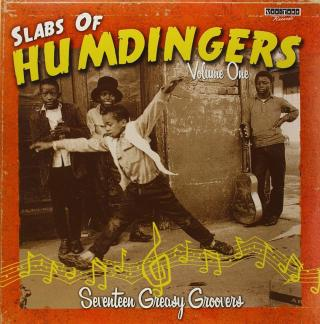 Various Artists Slabs Of Humdingers Volume 1  Black