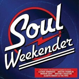 Various Artists Soul Weekender  Black