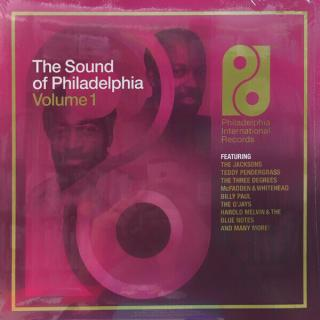 Various Artists Sound Of Philadelphia  Black