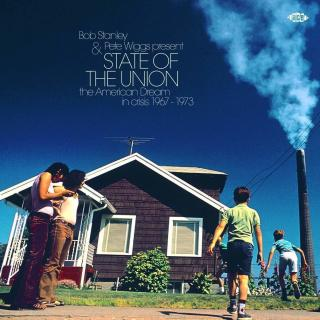 Various Artists State Of The Union - Bob Stanley & Pete Wiggs Present  Black
