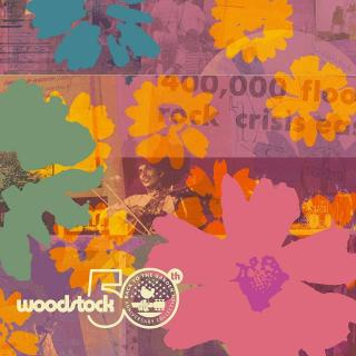 Various Artists Woodstock, Back To The Garden  Black