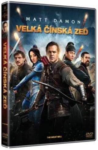 Velká čínská zeď - DVD