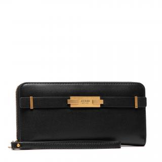 Velká dámská peněženka GUESS - Bea (VS) Slg SWVB81 32460  BLACK Černá