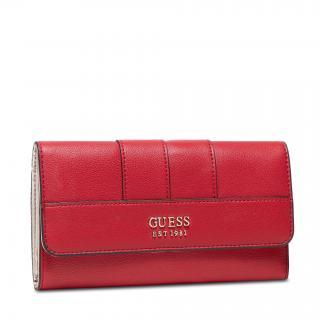 Velká dámská peněženka GUESS - SWVG78 70650 RED Červená