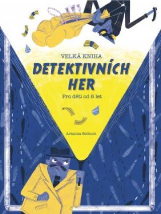 Velká kniha detektivních her