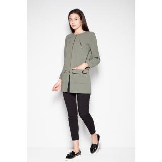 Venaton Womans Coat VT038 Olive dámské Olive green M