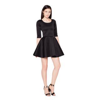Venaton Womans Dress VT075 dámské Black L