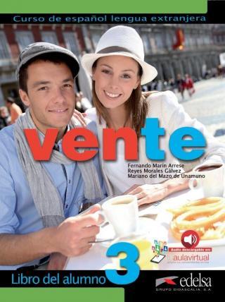 Vente 3 -- Příručka učitele   CD zdarma