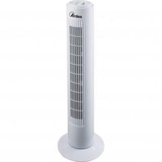 Ventilátor sloupový ventilátor ardes drito t75 bílý