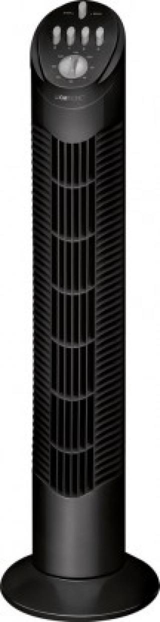 Ventilátor sloupový ventilátor clatronic t-vl 3546 bk