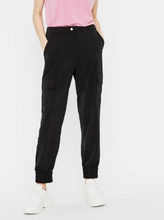 Vero Moda černé kalhoty Paula - XS dámské černá XS