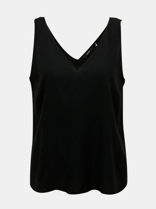 Vero Moda černé tílko Oksana - XS dámské černá XS