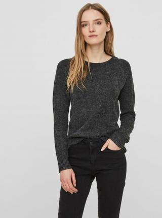 Vero Moda černý svetr Doffy - XS dámské černá XS