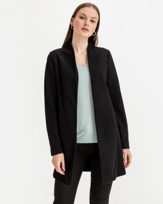 Vero Moda Dafnemie Kabát Černá dámské S