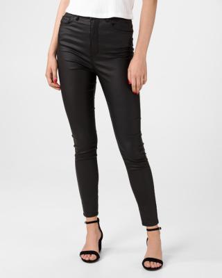 Vero Moda Loa Kalhoty Černá dámské M/34