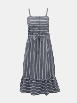 Vero Moda modré letní šaty Cary - XS dámské modrá XS